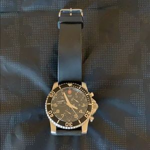 Men's Swiss army watch